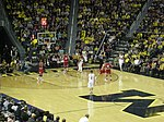 File:Indiana vs. Michigan men's basketball 2014 07 (in-game action).jpg