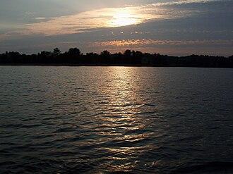 Utena District Municipality - Image: Indrajai (lake)
