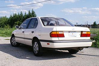 Infiniti G-series (Q40/Q60) - 1991–1993 G20