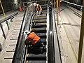 Installing an escalator track in the future LIRR terminal. (49214802647).jpg
