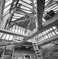 Interieur, overzicht dakconstructie, zuidoostpaviljoen pachthof - Houthem - Sint Gerlach - 20344015 - RCE.jpg