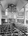 interieur met orgel - haarlem - 20099192 - rce