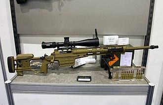Sako TRG - Sako TRG M10 Sniper Weapon System.