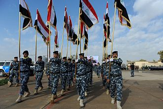 Kirkuk - Iraqi Personnel Graduate From Kirkuk