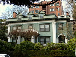 Isam White House 2013 - Portland Oregon.jpg