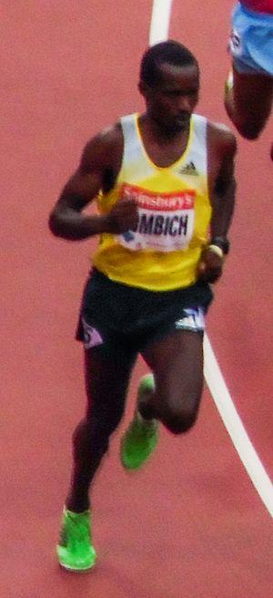 Ismael Kombich - Kombich in 2013