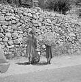 Israël - Peki'in. Het dorp Peki'in in Opper Galilea. 255-3754.jpg