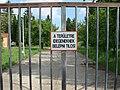 Jászberény-Jászágó rádióadó 2014-05-01. A telephely bejárat - panoramio.jpg