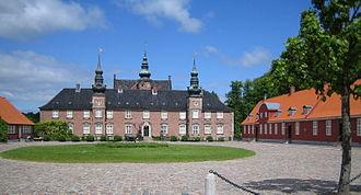 Jægerspris - Jægerpris castle