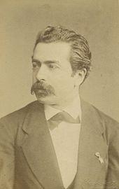 Józef Wieniawski (Quelle: Wikimedia)