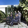 JFK - Meeting with Arturo Frondizi, President of Argentina, in Palm Beach 02.jpg