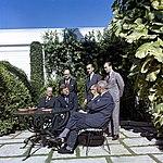 JFK - Meeting with Arturo Frondizi, President of Argentina, in Palm Beach 02.jpg