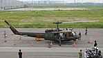 JGSDF UH-1J(41894) right side top view at Amagasaki Port July 9, 2017.jpg