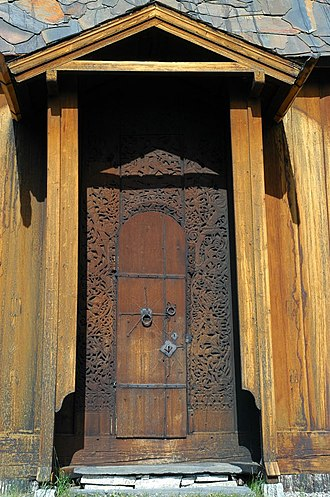Torpo stave church - Image: JLM4Torpo