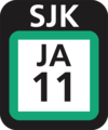 JR JA-11 station number.png