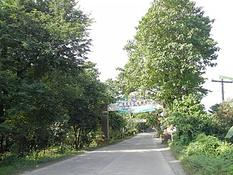 Jaen, Nueva Ecija - Image: Jaenmarkerjf