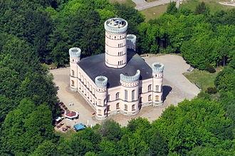 House of Putbus - Granitz Hunting Lodge in 2011