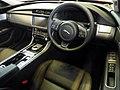 Jaguar XF PRESTIGE (LDA-JB2NA) interior.jpg