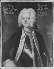 Jakob Mörner, 1695-1756