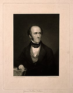 James Arthur Wilson English physician