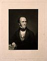James Arthur Wilson. Mezzotint by W. Walker, 1852, after Mrs Wellcome V0006309.jpg