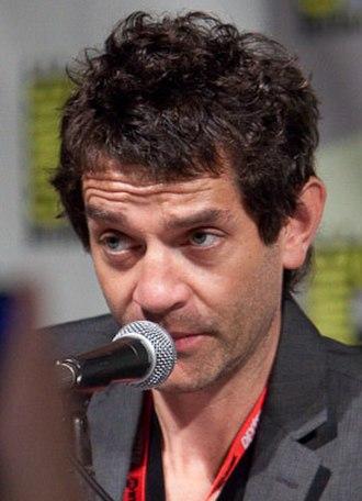James Frain - Frain at the 2010 San Diego Comic Con