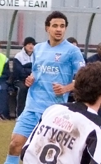 James Meredith (footballer) - Meredith playing for York City in 2010