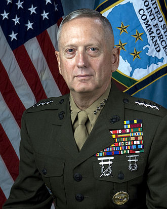 Allied Command Transformation - Image: James N. Mattis