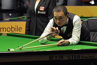 James Wattana at Snooker German Masters (DerHexer) 2013-01-30 13.jpg