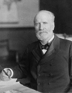 James Wilson (Secretary of Agriculture) Scotland-born United States politician
