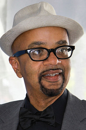 James McBride (writer) - James McBride at the 2013 Texas Book Festival.