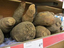 Dioscorea trifida - Wikipedia, la enciclopedia libre