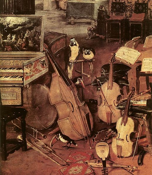 File:Jan Brueghel (I) - The Sense of Hearing (detail) - WGA3575.jpg