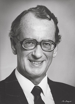 Conservative Party (Norway) - Former Prime Minister and Chairman Jan P. Syse
