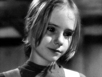 Jane Eyre (1943 film) - Peggy Ann Garner as young Jane