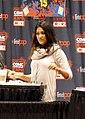 Janina Gavankar at C2E2 (1).jpg