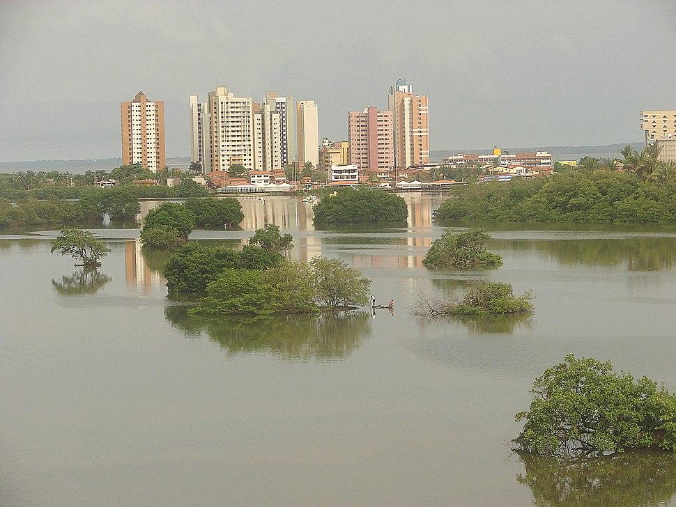 Jansen lagoon