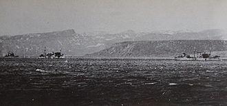 5th Fleet (Imperial Japanese Navy) - 5th Fleet in May 1943