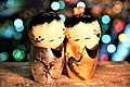 Japanese Wedding Love Doll with Sunset scene by Trisorn Triboon 05.jpg