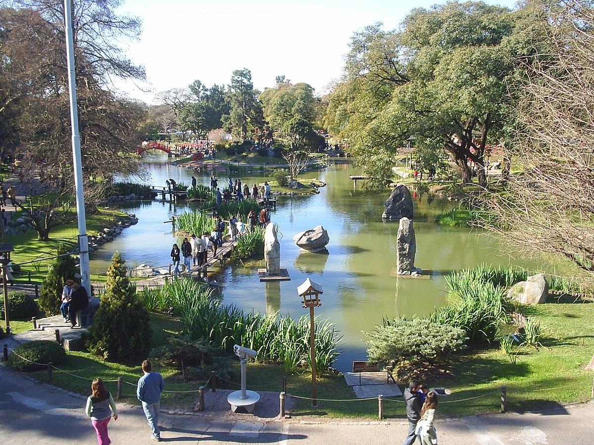 Jardin japonais de buenos aires wikip dia for Jardin japonais yvelines