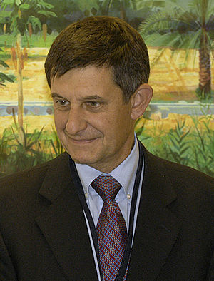 Jean-Pierre Jouyet, Head of the French Treasury