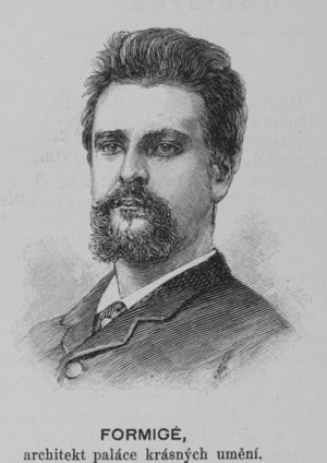 Jean-Camille Formigé - Jean Camille Formigé (1889)
