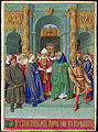 Jean Fouquet - Heures d'Etienne Chevalier, n° 203 - Le mariage de la Vierge - Google Art Project.jpg
