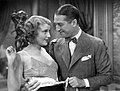 Jeanette MacDonald and Maurice Chevalier in Love Me Tonight.jpg