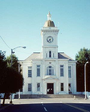 Jefferson County, Arkansas - Image: Jefferson Co AR courthouse