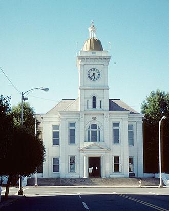 Jefferson County, Arkansas - Image: Jefferson Co AR courthouse