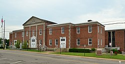 Jefferson County Courthouse in Hillsboro