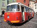 Jelcz 272 MEX in Kraków - rear.jpg