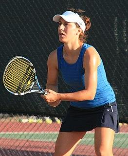 Jelena Pandžić Croatian tennis player