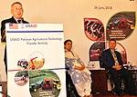 Jerry Bisson, USAID Pakistan Mission Director (42115344325).jpg